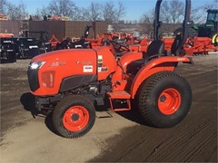 Tractor For Sale 2021 Kubota L3901HST , 37.5 HP
