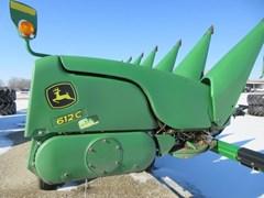 Header-Corn For Sale 2014 John Deere 612C StalkMaster