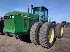 Tractor For Sale 1991 John Deere 8960 , 370 HP