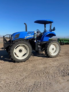 Tractor  2020 New Holland TS6.120