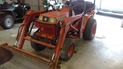 Tractor - Compact Utility For Sale Kubota B1550 , 17 HP