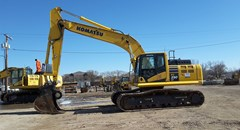 Excavator For Sale 2019 Komatsu PC290LC-11
