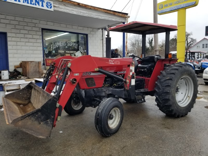 2001 Case IH C70 R2L Tractor For Sale