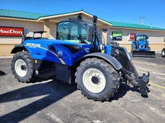 Telehandler For Sale 2021 New Holland TH7.42 PLUS , 133 HP