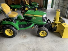 Riding Mower For Sale 2021 John Deere X758