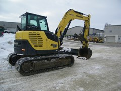 Excavator-Mini For Sale 2017 Yanmar SV100
