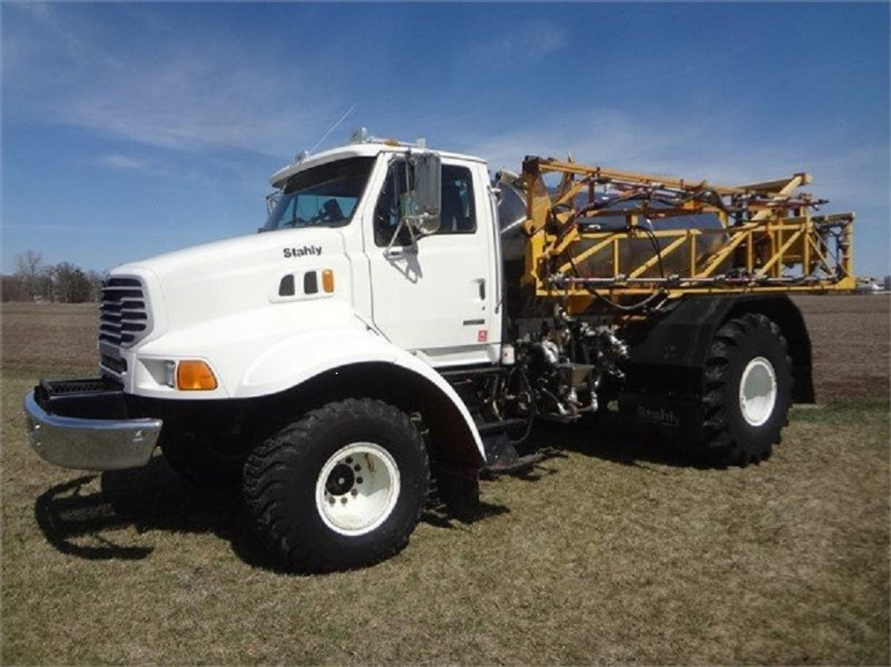 2003 Stahly  Floater/High Clearance Spreader For Sale