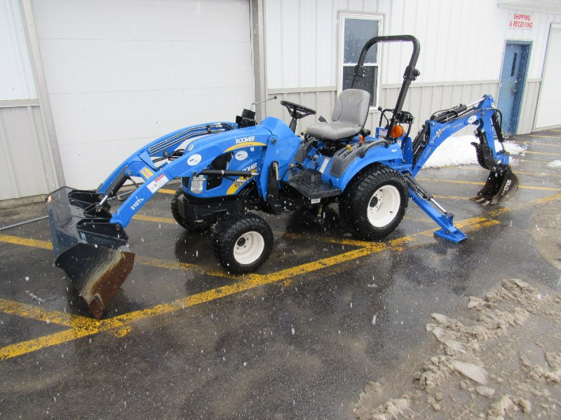 2009 New Holland Boomer1030 Tractor For Sale