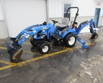 Tractor For Sale: 2009 New Holland Boomer1030, 28 HP