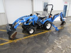Tractor For Sale:  2009 New Holland Boomer1030 , 28 HP