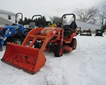 Tractor For Sale:  Kubota BX1860