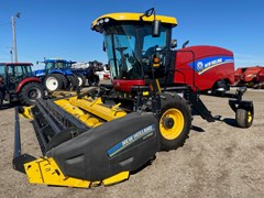 Windrower-Self Propelled For Sale 2017 New Holland SPEEDROWER 160
