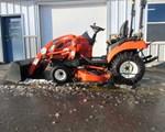 Tractor For Sale:  Kioti CS2410