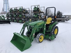 Tractor - Compact Utility For Sale 2019 John Deere 2038R , 38 HP