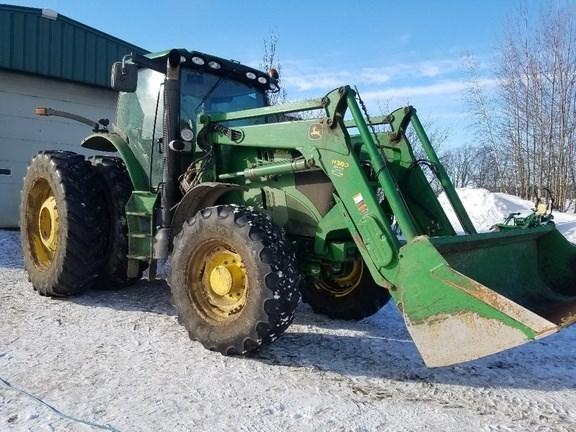 2014 John Deere 6210R Tractor - Row Crop For Sale