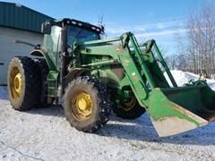 Tractor - Row Crop For Sale:  2014 John Deere 6210R , 210 HP