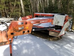 Mower Conditioner For Sale:  Kuhn FC302