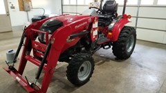 Tractor - Compact Utility For Sale 2016 Mahindra 1533 , 34 HP