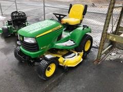 Lawn Mower For Sale 2012 John Deere X720 , 27 HP