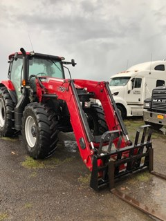 Tractor - Utility For Sale 2016 Case IH Maxxum 150 , 145 HP