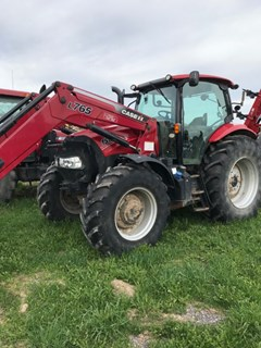 Tractor - Utility For Sale 2015 Case IH Maxxum 150 , 145 HP