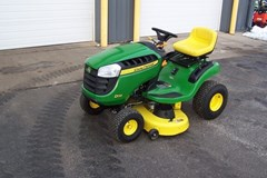Riding Mower For Sale 2017 John Deere D110 , 19 HP