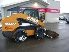 Skid Steer For Sale 2017 Case SV280 , 75 HP