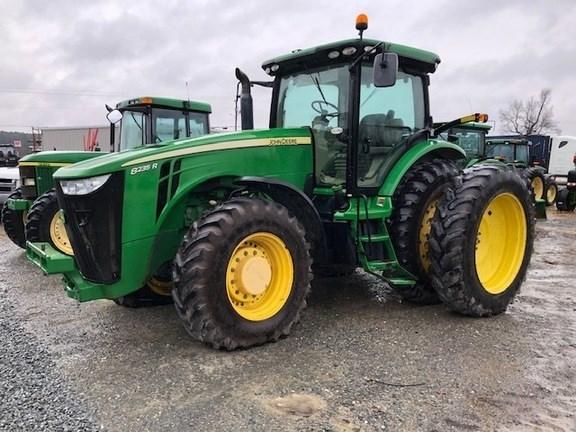 2011 John Deere 8235R Tractor - Row Crop For Sale