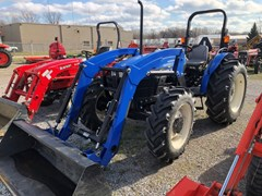 Tractor For Sale 2013 New Holland Workmaster 75 , 75 HP