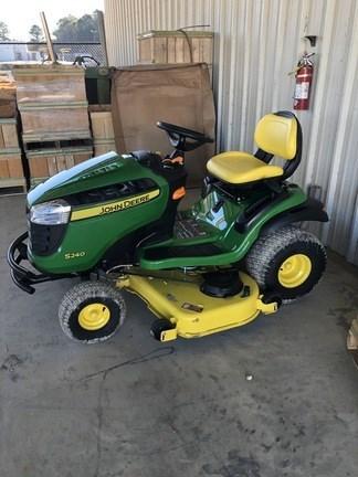 2020 John Deere S240 Riding Mower For Sale