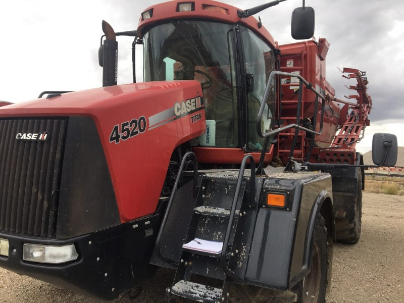 2009 Case IH 4520 Floater/High Clearance Spreader For Sale