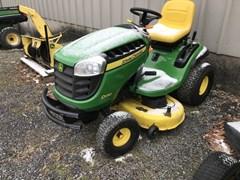 Lawn Mower For Sale 2015 John Deere D130 , 22 HP
