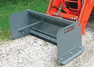 2020 Worksaver SPS-2472M Snow Pusher For Sale