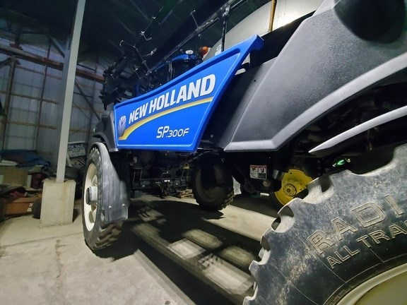 2017 New Holland SP.300F Sprayer-Self Propelled For Sale