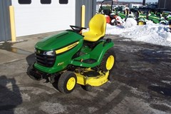 Riding Mower For Sale 2014 John Deere X540 , 23 HP