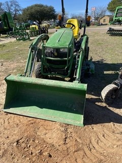 Tractor - Compact Utility For Sale 2018 John Deere 1025R