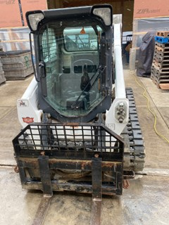 Skid Steer-Track For Sale 2016 Bob-Cat T590