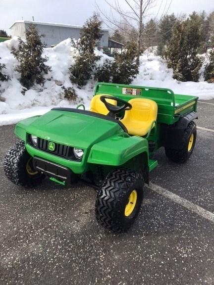 2016 John Deere TS 4X2 Utility Vehicle For Sale