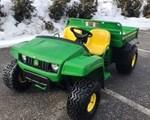 Utility Vehicle For Sale: 2016 John Deere TS 4X2