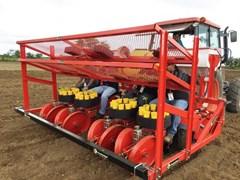 """Planter For Sale 2020 Checchi & Magli Trium  2 row """"Hemp"""" Transplanter"""