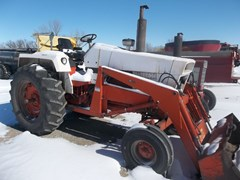 Tractor For Sale 1970 Case 1070 , 100 HP