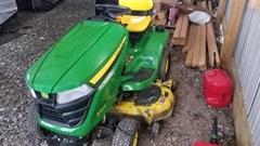 Lawn Mower For Sale 2015 John Deere X300 , 17 HP
