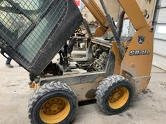 Skid Steer For Sale 2016 Case SR210