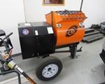 Concrete Mixer For Sale:  MBW M808H, 7.9000000953674 HP