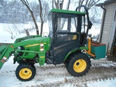Tractor - Compact Utility For Sale 2011 John Deere 2320 , 24 HP