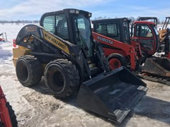 Skid Steer For Sale 2018 New Holland L228 , 74 HP