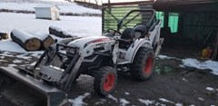 Tractor - Compact Utility For Sale 2012 Bobcat CT225 , 27 HP