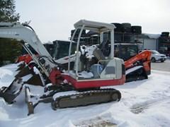 Excavator-Mini For Sale Takeuchi TB135