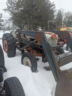 Tractor For Sale 1958 Ford 841