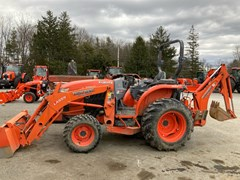 Tractor For Sale 2016 Kubota L3560HST , 35 HP